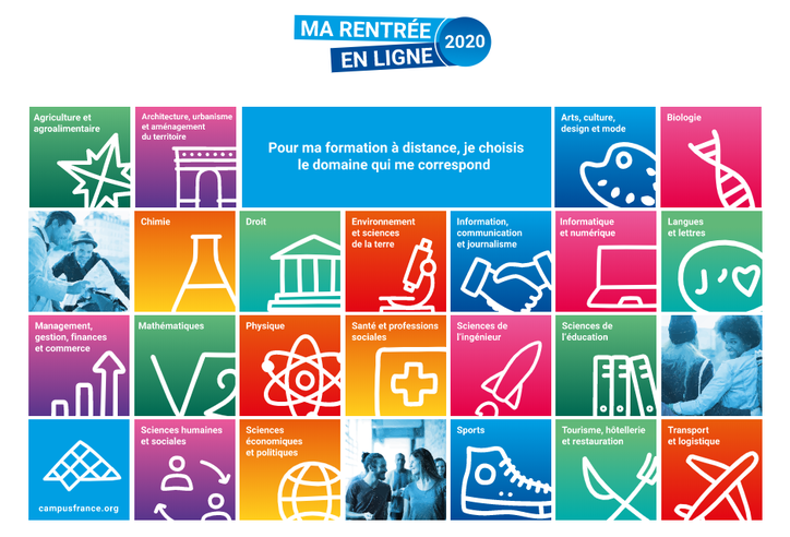 LE CALENDRIER DE LA PROCEDURE DE LA RENTREE 2021 2022 | Campus France